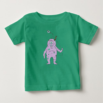 Kid's Purple People Eater Tee • $18.95