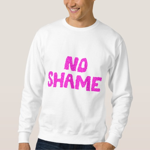 No Shame Crewneck Sweater • $30