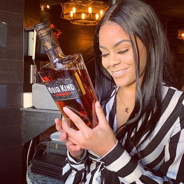 Washington DC showing us love! #noirkingcognac #noirkingnation #blackowned #washingtondc #dc #blackownedbusiness #blacklove #cognac #sundayfunday #cute #love