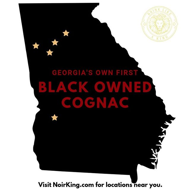 #Georgia is our home, the #NoirKingNation is our family, cheers Kings and Queens 🥃👑