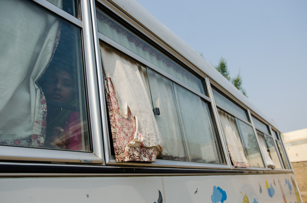 School in a Bus | Karachi (3/3)