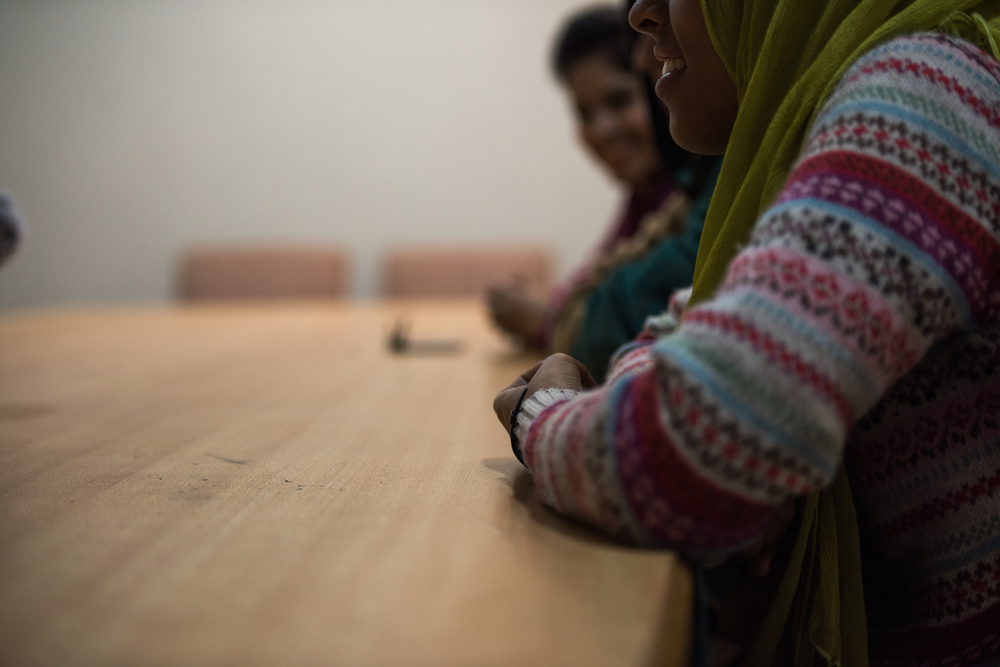 Meeting the Women at International Islamic University | Islamabad