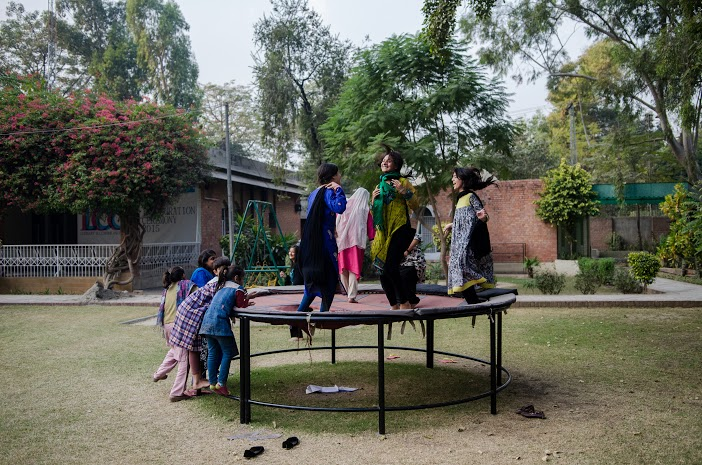 SOS Children's Villages | Lahore (4/4)