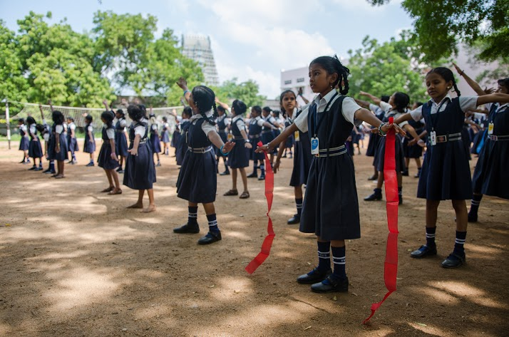 VKSD School | Tamil Nadu (3/4)