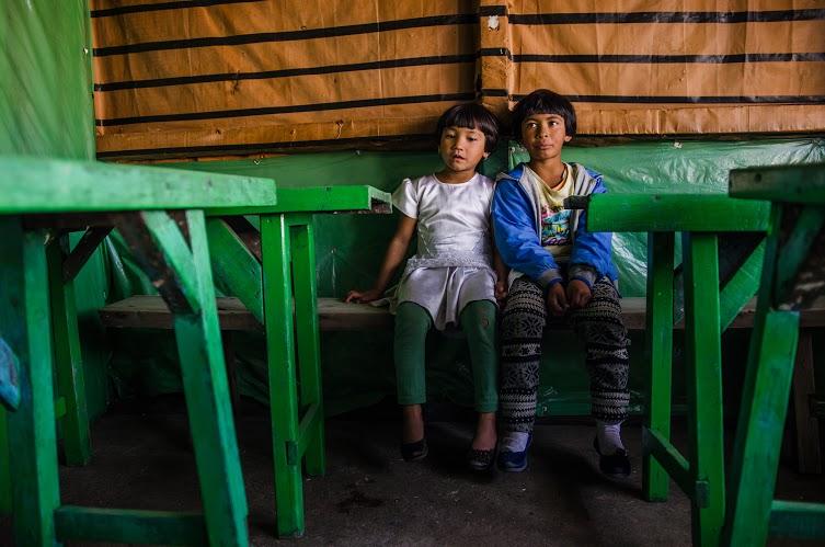 Family Tea Stall | Meghalaya (1/4)