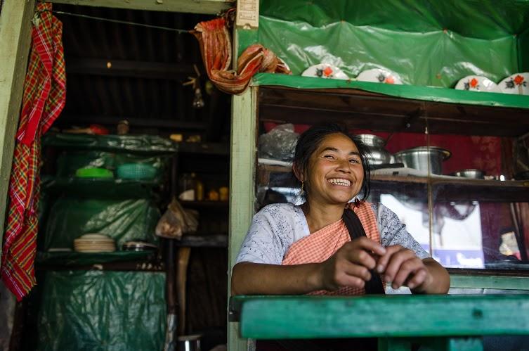 Family Tea Stall | Meghalaya (2/4)