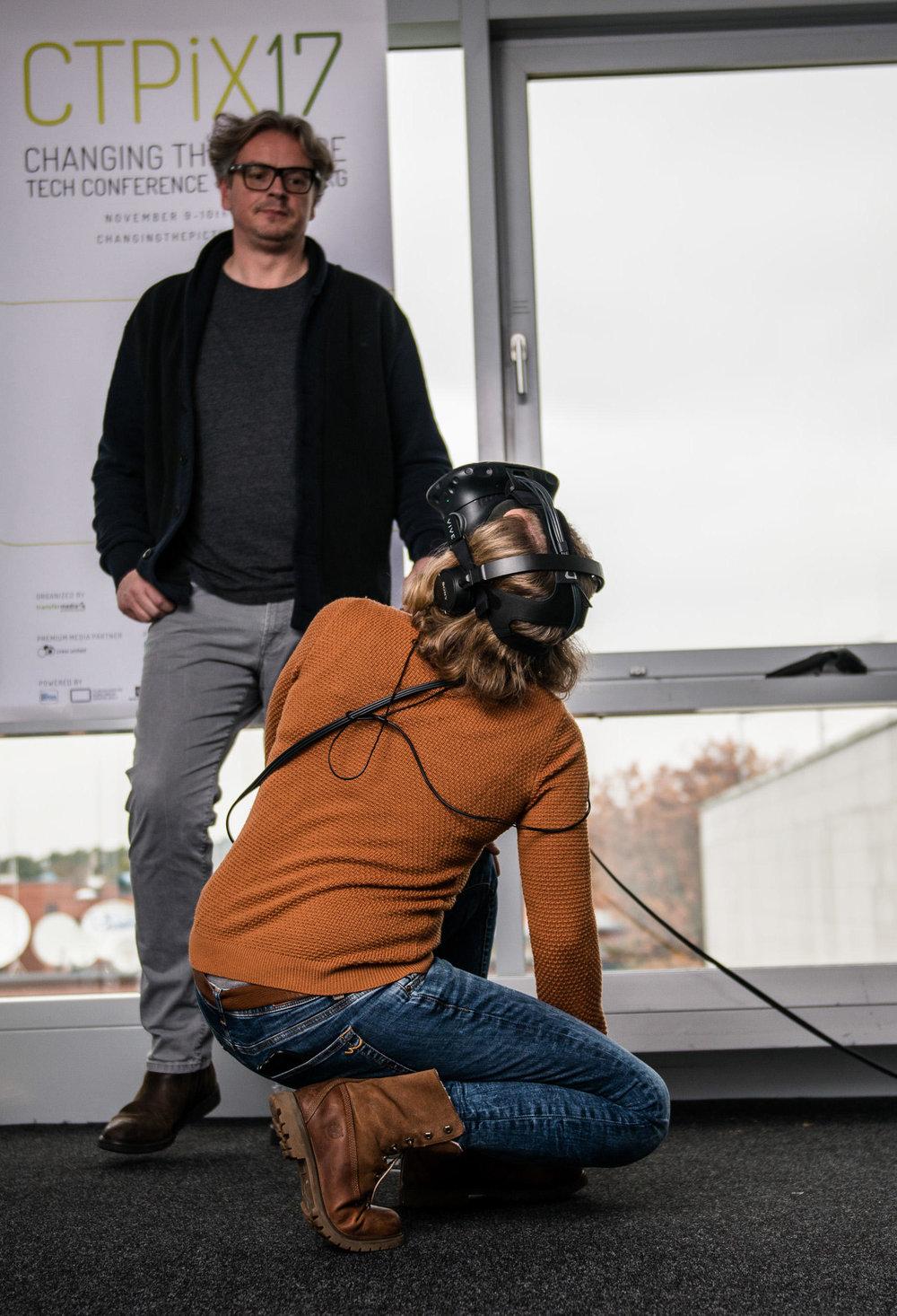 MASTER CLASS VR & FILM