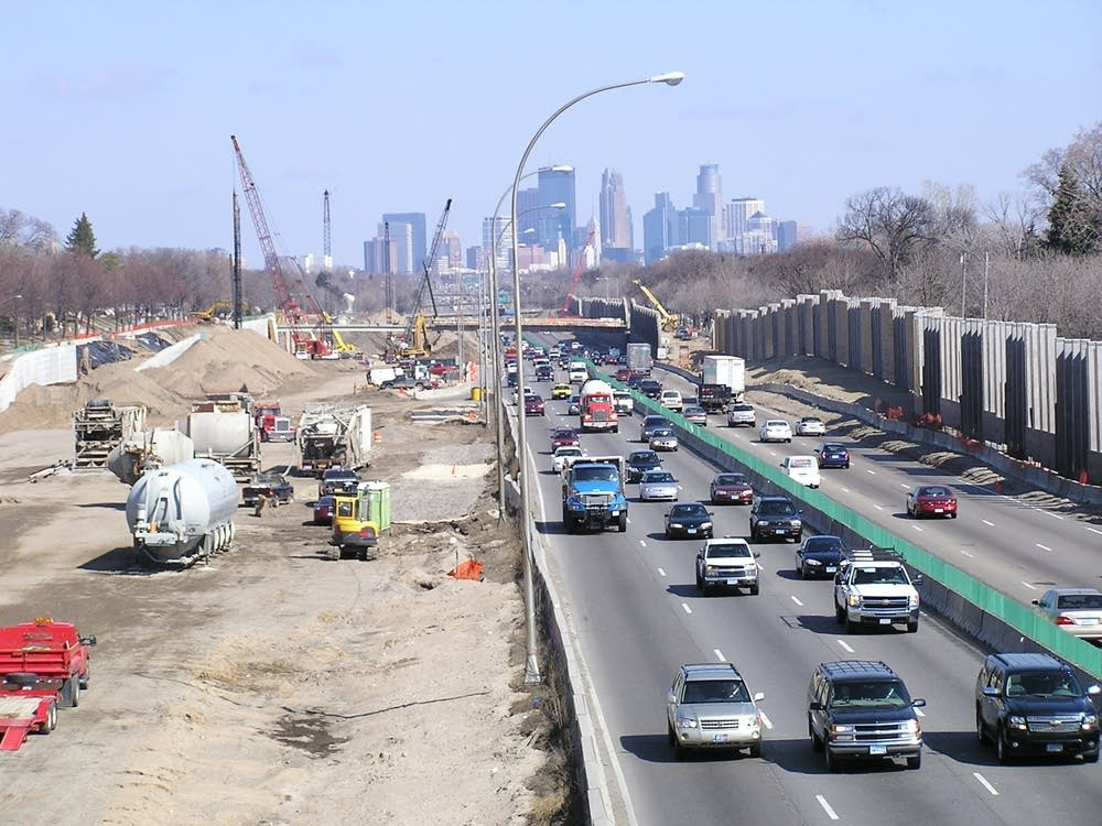 Minneapolis construction projects