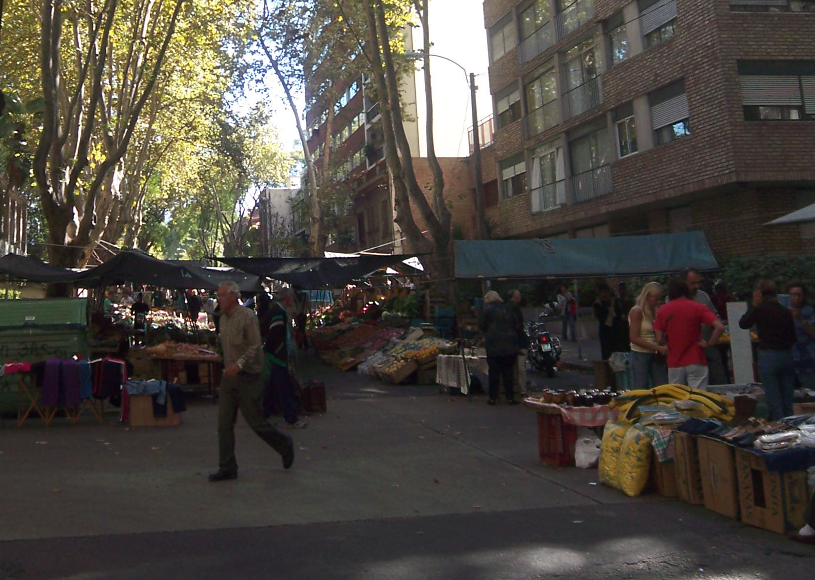 Market at Berro and Marti