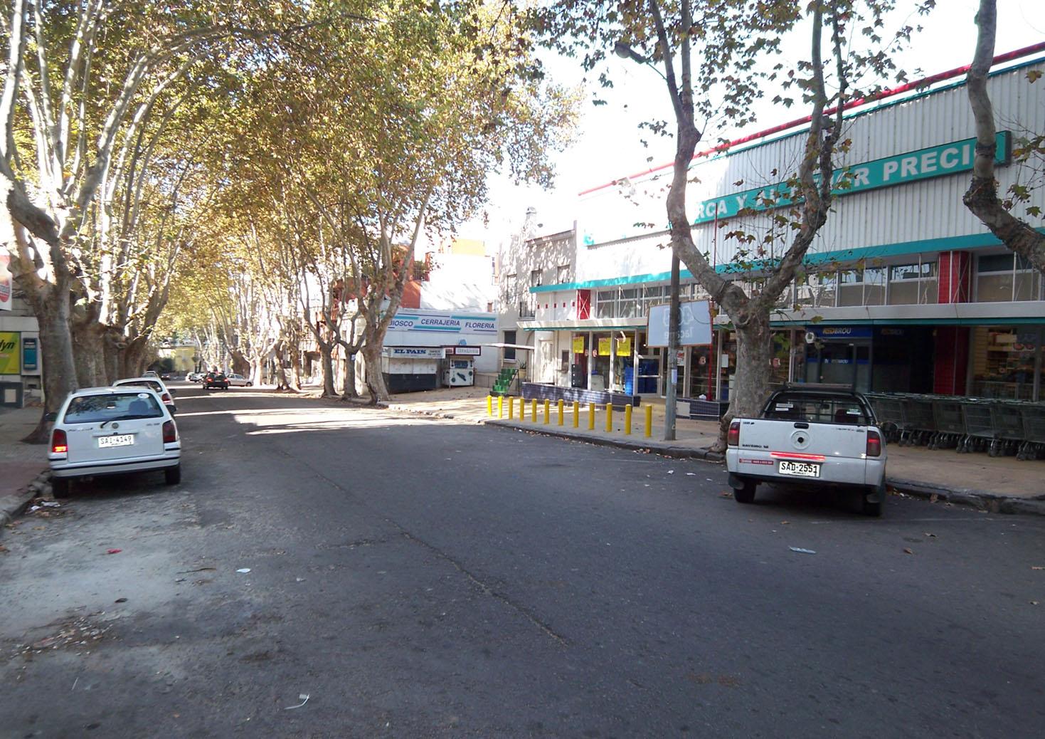 Empty Street- May 1