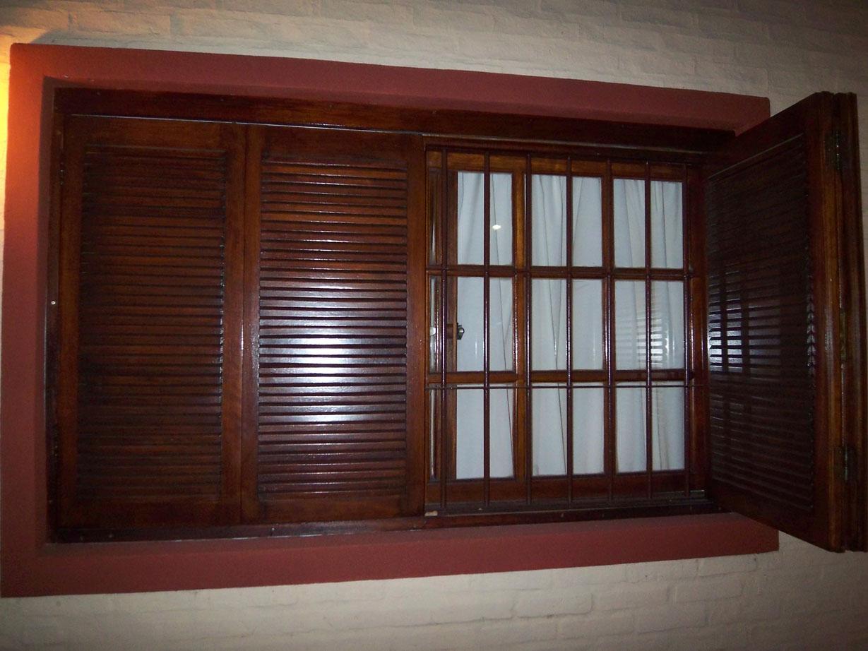 Half-closed shutters