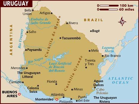 Uruguay!