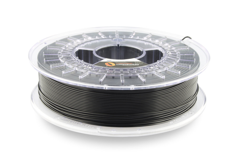 №11022 ABS Extrafill traffic black   RAL 9017 (1,75мм/750г)