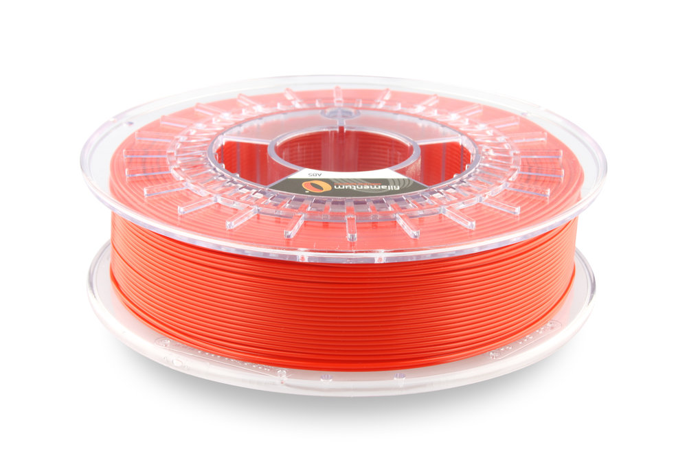 №11107   ABS Extrafill    traffic red RAL 3020   (1,75мм/750г)