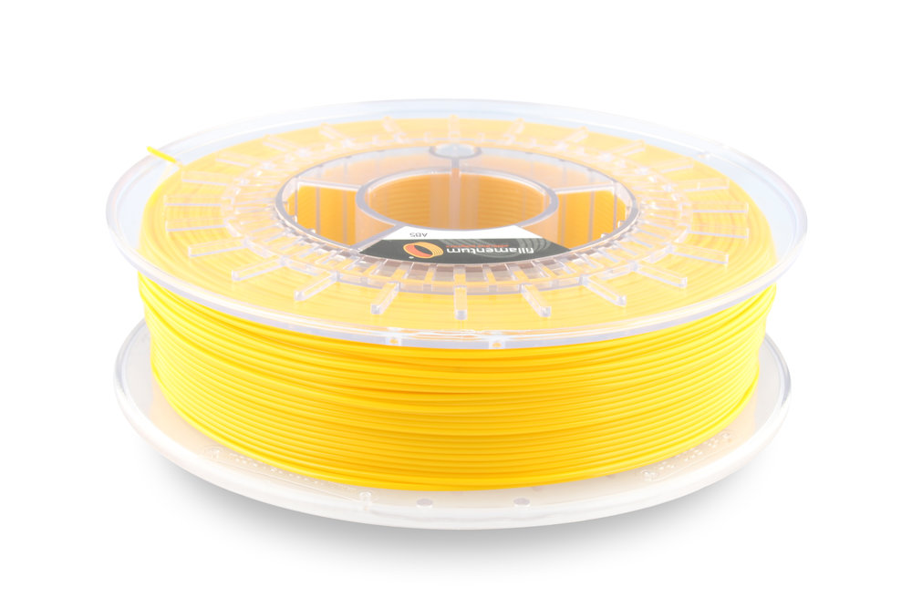 №11039   ABS Extrafill   traffic yellow RAL 1023  (1,75мм/750г)
