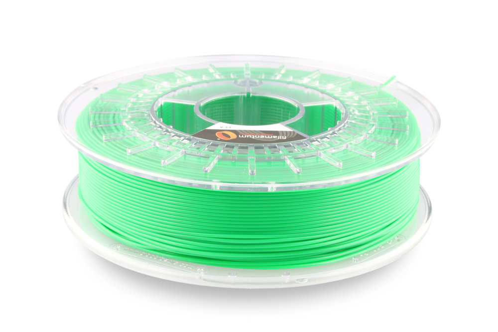 №13378   PLA Extrafill   luminous green RAL 6038   (1,75мм/750г)