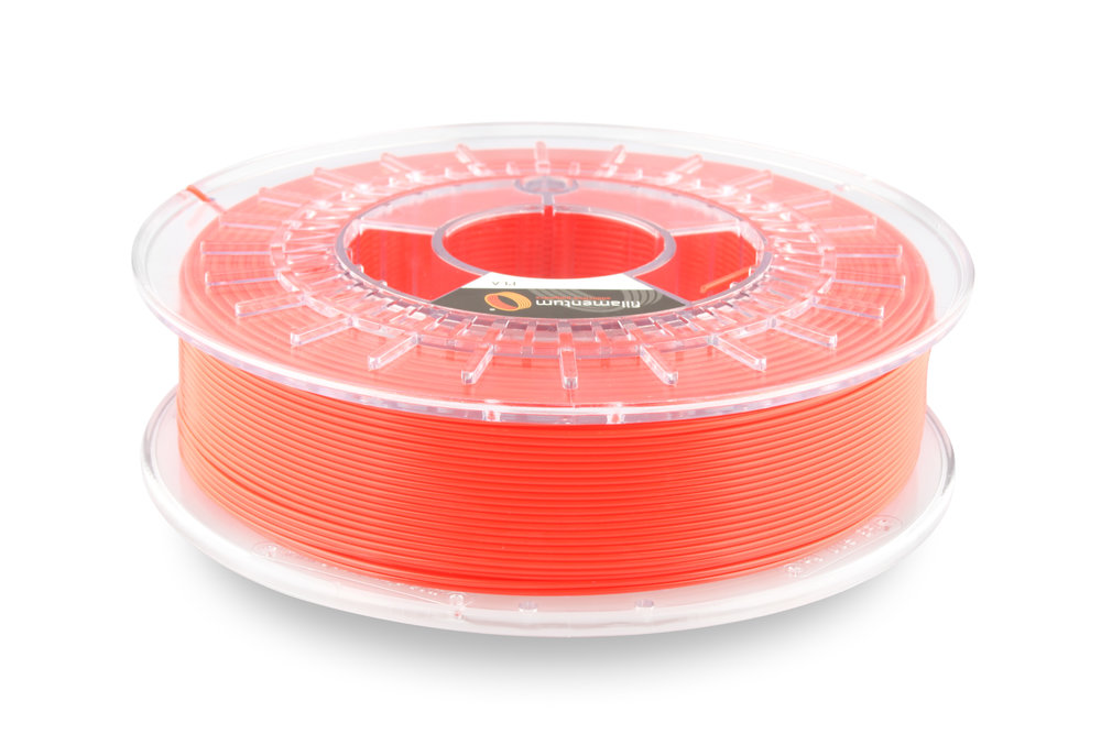 №13361   PLA Extrafill    luminous red    RAL 3024   (1,75мм/750г)