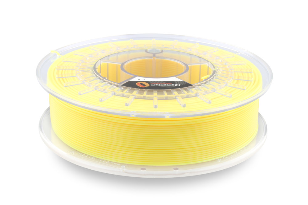 №13347   PLA Extrafill    luminous yellow RAL 1026    (1,75мм/750г)