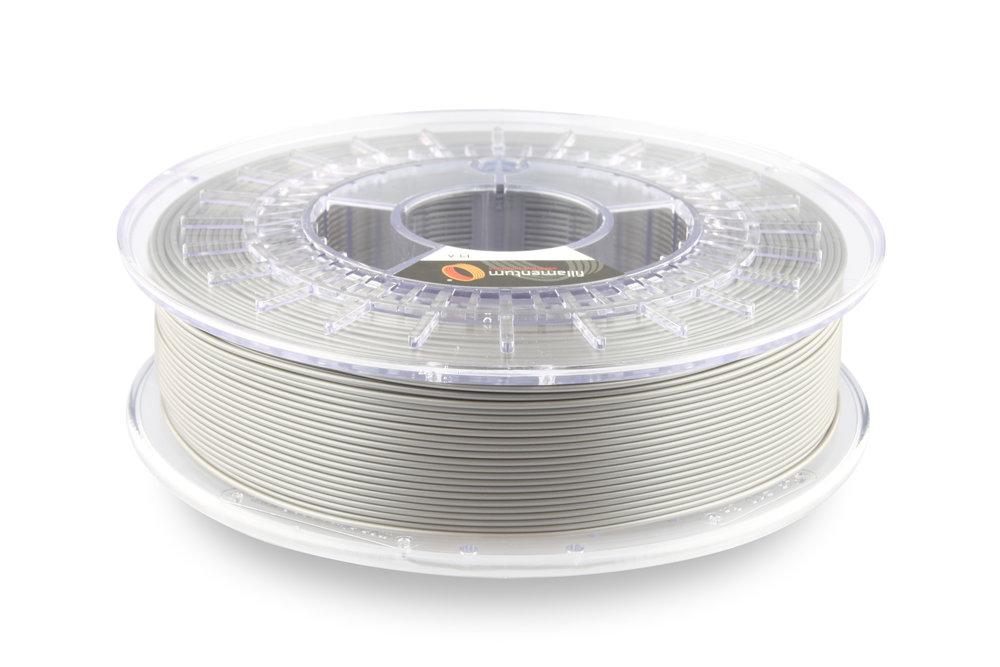 №13224   PLA Extrafill    metallic grey RAL N/A  (1,75мм/750г)