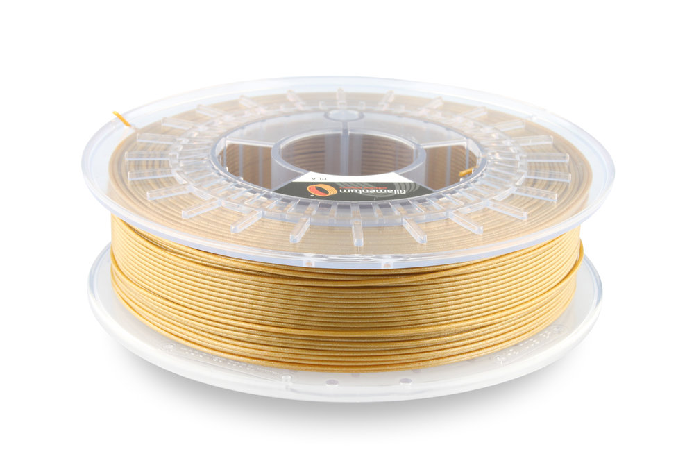 №13231 PLA Extrafill Premium gold happens RAL N/A (1,75 мм / 750 г)