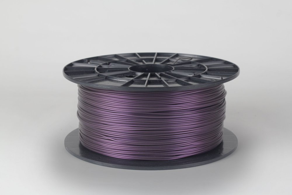 №  31014 PLA   metalic purple   пластик    (1,75мм/1000г)