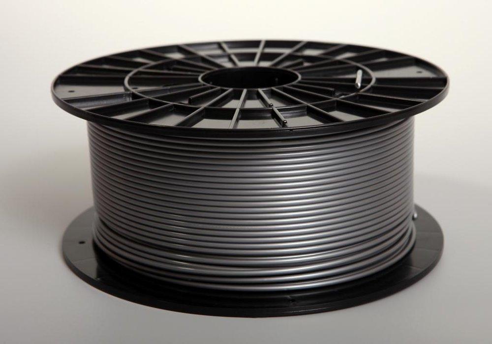 №31021 PLA silver пластик(1,75мм/1000г)