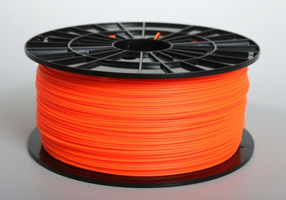 №  32010 ABS   пластик   orange   (1,75мм/1000г)