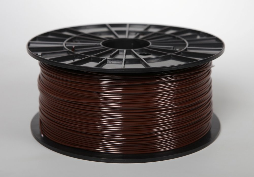 №33023   ABSt пластик     brown   (1,75мм/1000г)