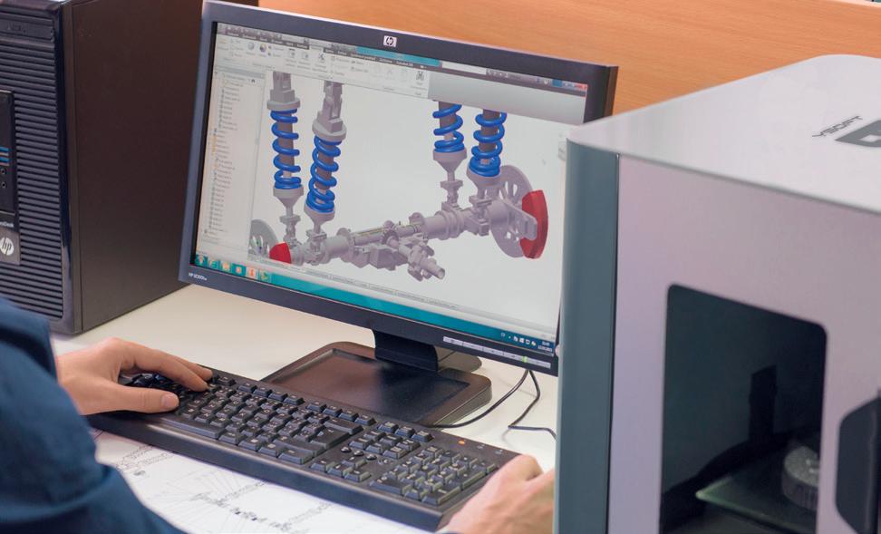 Конструкторская школа добавляет 3D-проектирование в учебную программу и обнаруживает увеличение интереса учащихся.