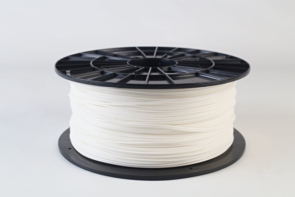 №35003 PETG пластик  white (1,75мм/1000г)