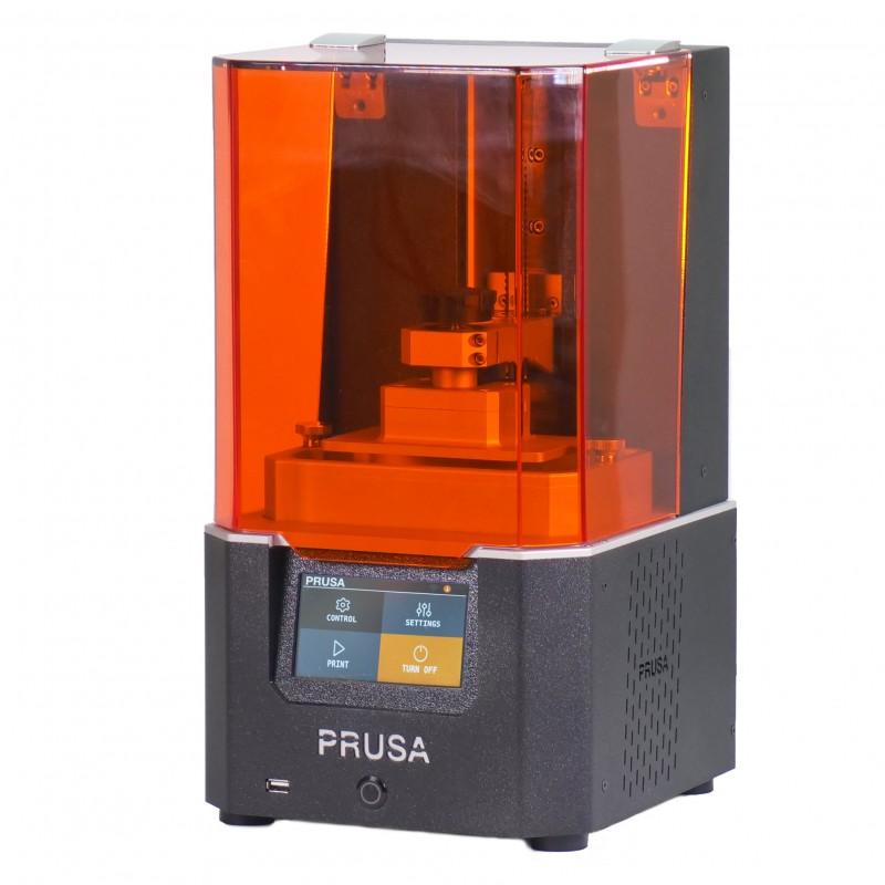 Технические параметры  Технология SLA: LCD и UV LED  Поддерживаемые материалы: UV-чувствительная жидкая смола (UV sensitive liquid resin)  Размеры 3D принтера: 15.7×9.3×8.8 in / 400 × 237 × 225 мм  Область печати: 4.7×2.6×5.9 in / 120 × 68 × 150 mm  LCD дисплей: 5.5''  Рекомендуемая высота печати слоя: 0.025–0.1 мм  Минимальная высота печати слоя: 0.01 мм  Подключение: USB, Wi-Fi, LAN, Touchscreen LCD управление  Скорость печати: 6 секунд на слой (зависит от размера слоя)
