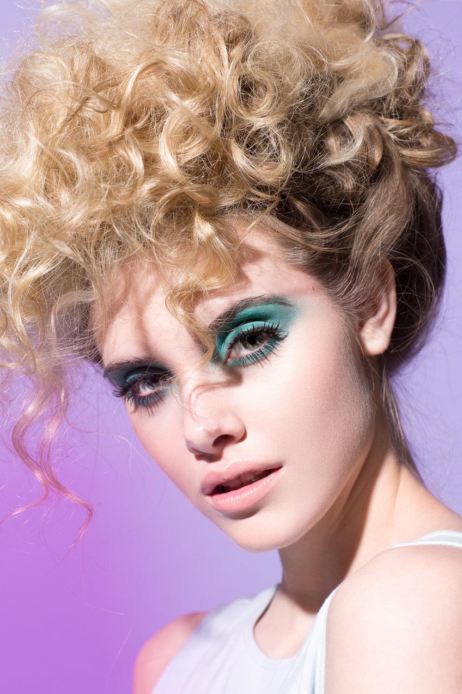 MODEL | Hannah Audette AGENCY | Edge Agency MUA | Lisa Hallam Makeup Artistry HAIR | Mel Corkum HOTOGRAPHY + RETOUCH | Nicole Romanoff