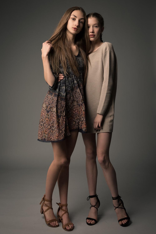 MODEL | Marissa Lee + Sophia MacLennan AGENCY | Edge Agency HOTOGRAPHY + RETOUCH | Nicole Romanoff