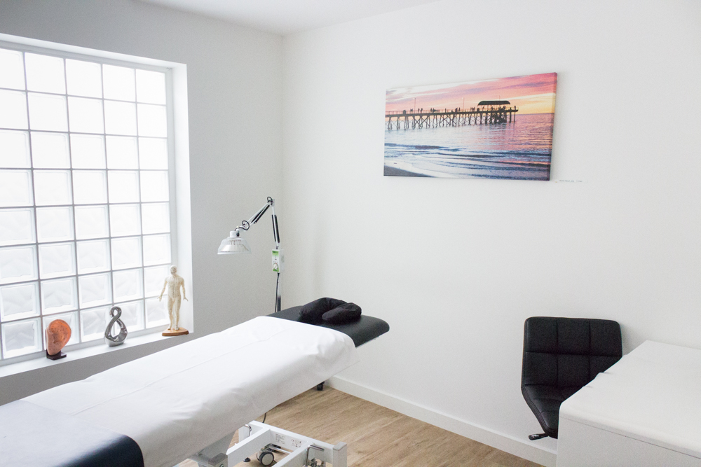 Prospect physio and healths comfortable and modern rooms