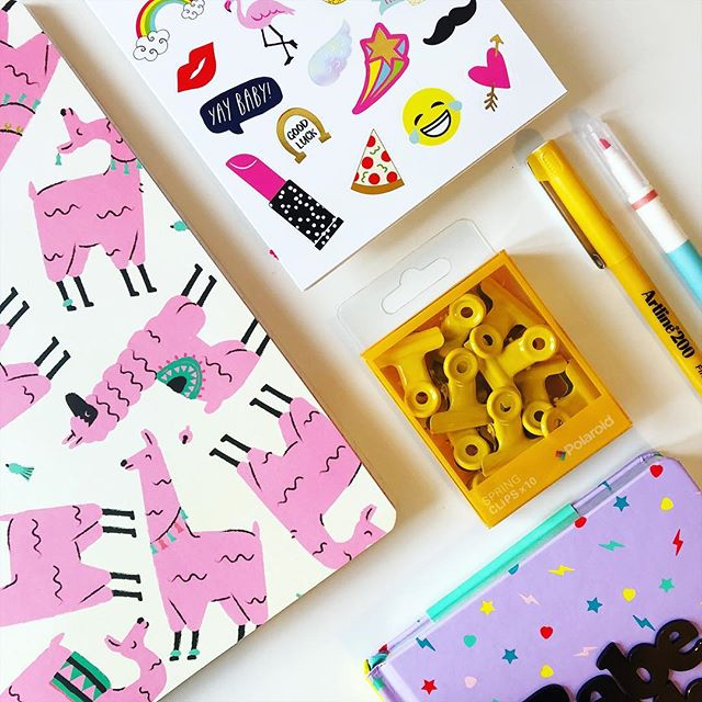 Don't stop 'til you get enough (stationery) #tkmaxx #flyingtiger #stickers #notebooks