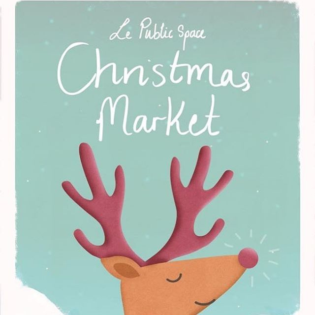 I'm at @lepub's Christmas market tomorrow selling my Christmas cards, gift tags, prints and some of my multicoloured pom pom tree decorations, come and say hi and support local! It's always a good one at Le Pub, and you can grab a beer at the same time 🙌🏻🍻