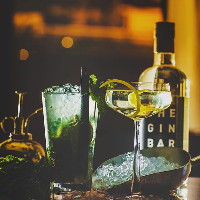 ITS OFFICIAL! Our new cocktail, food and wine menu will launch next Thursday! (2nd March) Along with some new and exciting gins. Pop in to try them for yourselves whilst listening to some live music by @dj_levi_sax  #gin #theginbarncl #cpncl