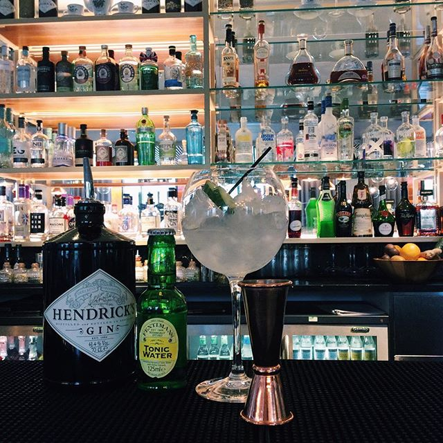 Only a few days left of Hendrick's taking the stage for gin of the month! We recommend serving with a fresh slice of cucumber, Fentimans tonic and plenty of ice 🍸