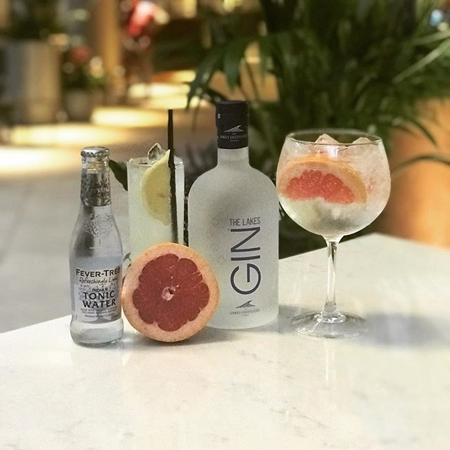So July is here that means a new Gin of the month down at The Gin Bar, come and give this simple but very unique gin a go whether it's with a light tonic or in a cocktail!