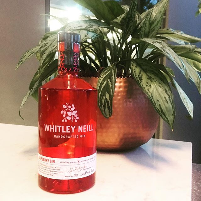 Just when you think you couldn't love Whitley Neill more they bring you Raspberry Gin ❤️