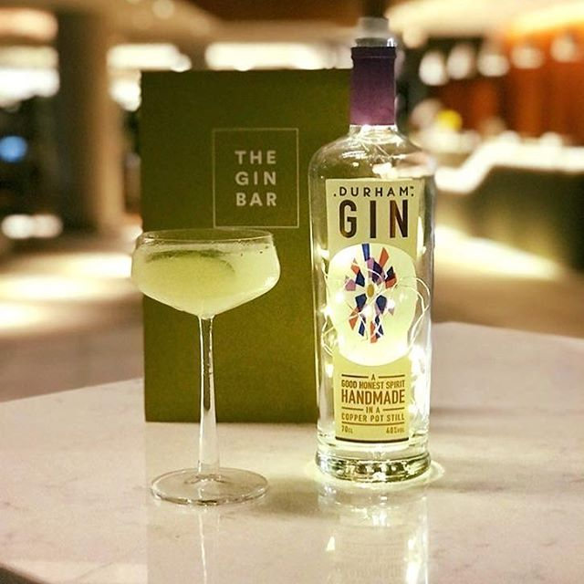Fancy starting your weekend early, head down to us in The Gin Bar!