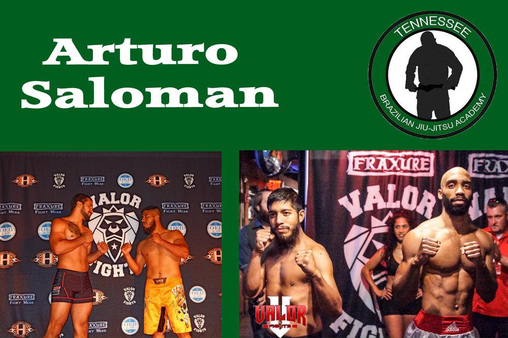 Arturo Saloman -