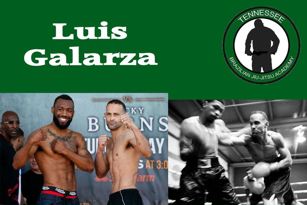 Luis Galarza -