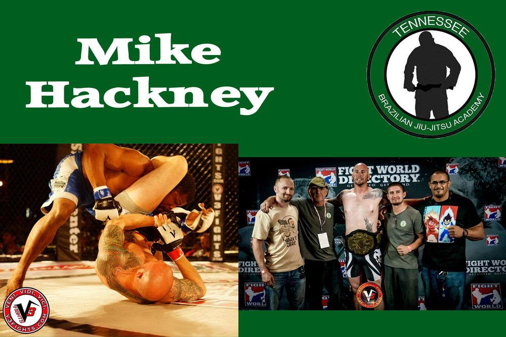 Mike Hackney -