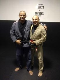Earl Medley First Degree Black Belt