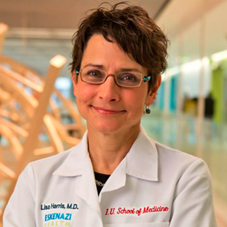 Lisa E. Harris, MD    CEO, Eskenazi Health