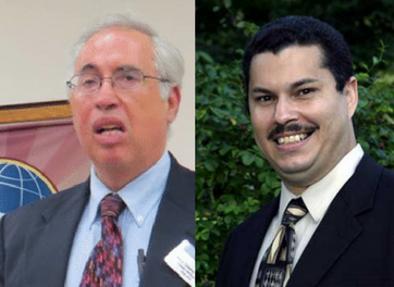 Central Connecticut State University professors Henry Greene and Carlos F. Liard-Muriente have been active in assisting in IJAS events in North America.