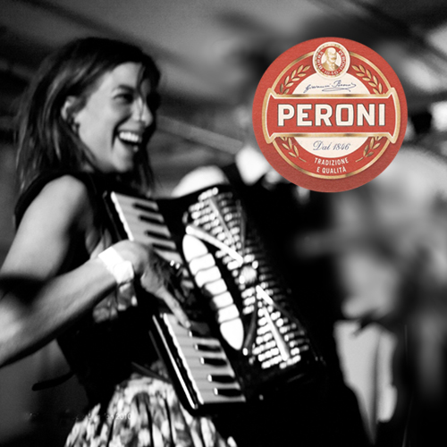 Molotov Jukebox + Peroni