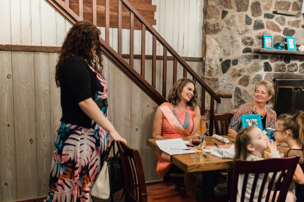Milwaukee Destination Wedding Bridal Shower - Emerald Tide Photography