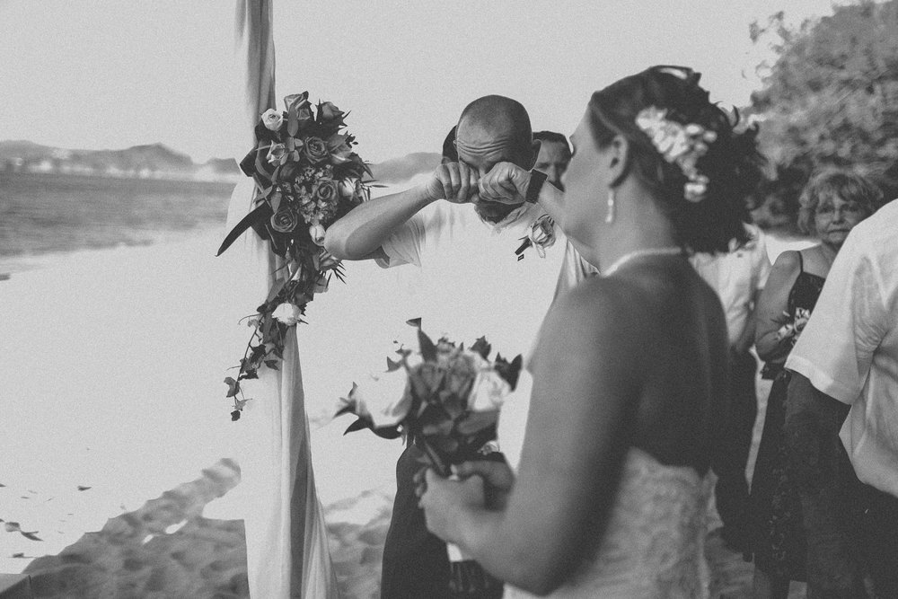 Costa Rica Destination Wedding - Emerald Tide Photography